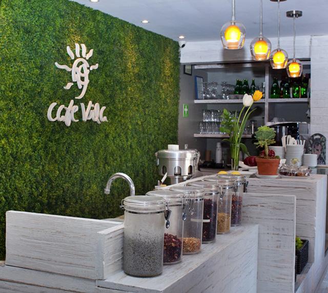 Cafe Vida Menu Prado Norte